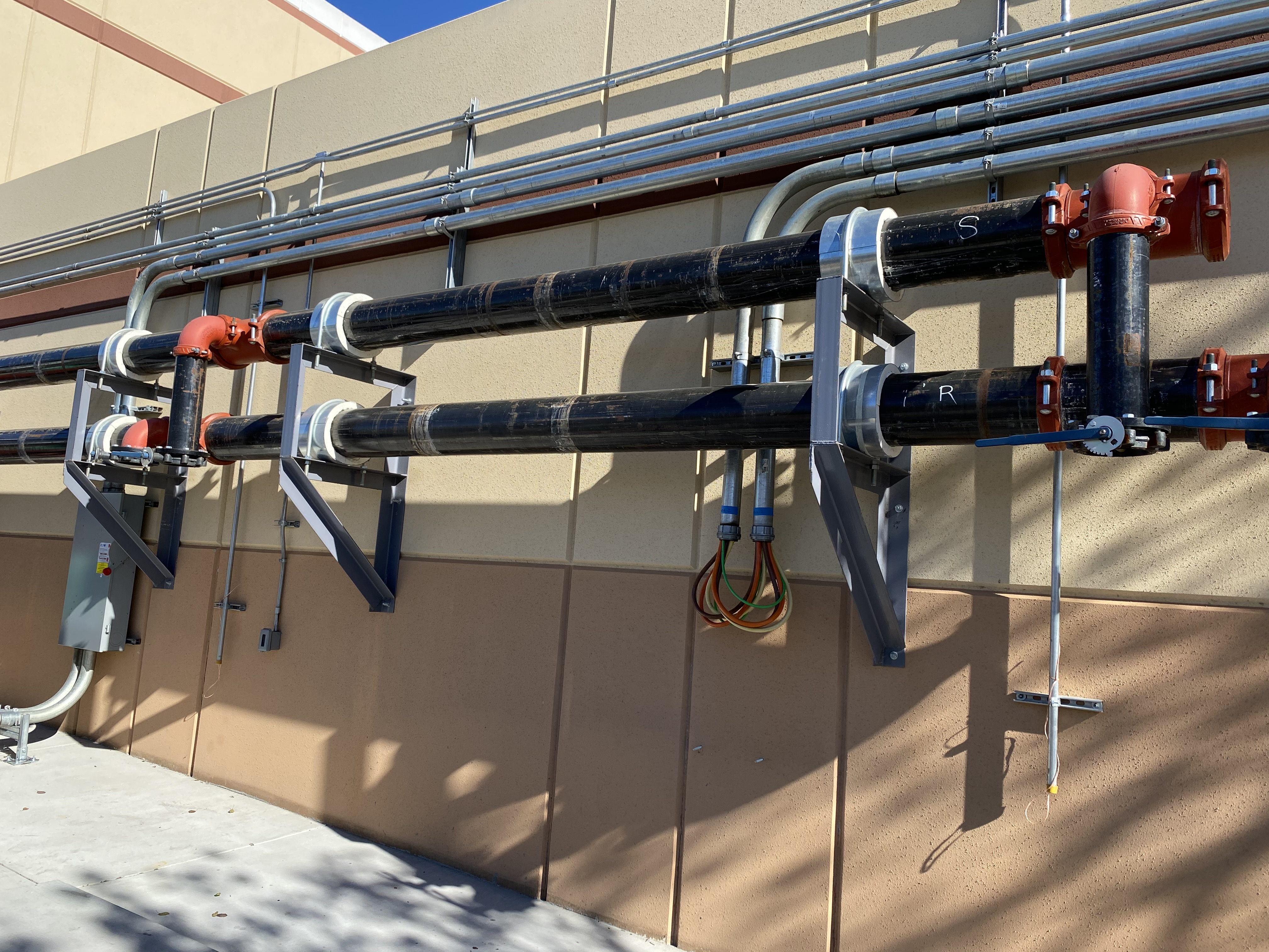 CHW-Piping